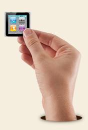 Promocao iPod nano